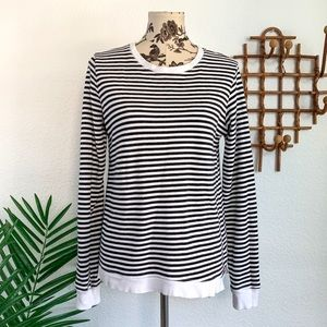 Anthropologie Left of Center Parker Sweatshirt